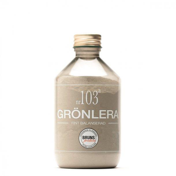 Bruns nr. 103a Grøn Ler 330 g.